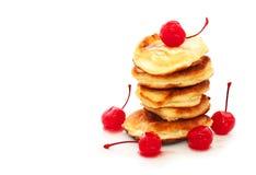 Free Pancakes With Jam Stock Photos - 18866913