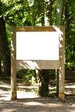 Pancarte de madeira Imagens de Stock