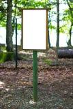 Pancarte de madeira Fotos de Stock