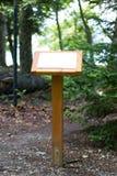 Pancarte de madeira Imagens de Stock Royalty Free
