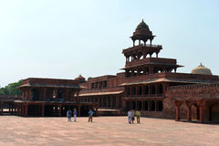 Panch Mahal in Fatehpur Sikri Complex Royalty Free Stock Image