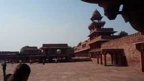 Panch Mahal, Fatehpur sikri Royalty Free Stock Photos