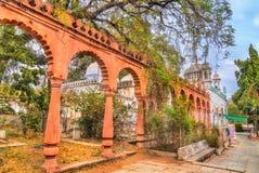 Panchakki Water Mill, a landmark in Aurangabad, India Stock Photos