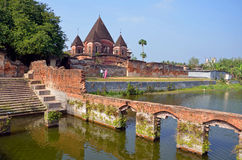 Pancharatna Govinda Temple Royalty Free Stock Photography