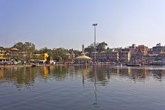 Panchavati area Royalty Free Stock Images
