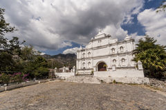 Panchimalco-Kirche in El Salvador Lizenzfreies Stockfoto