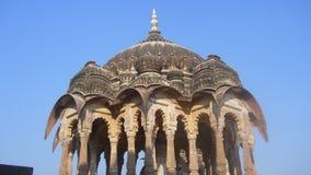 Panchkunda Mandore Jodhpur Rajasthan India. Kings memorial monuments located at Mandore Jodhpur called Panchkunda chatriya Royalty Free Stock Images