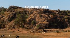 Panchmadhi Fotografia Stock Libera da Diritti