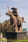 Pancho Villa Cuernavaca Mexiko Lizenzfreies Stockfoto