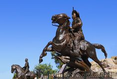 Pancho Villa I Royalty Free Stock Images
