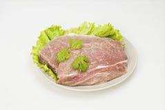 Pancia di carne di maiale Fotografie Stock Libere da Diritti
