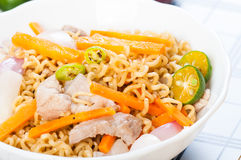 Pancit canton Royalty Free Stock Photo