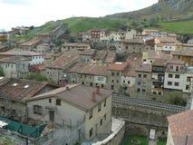 Pancorbo, Burgos, España imagen de archivo