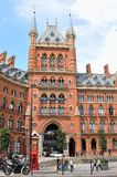 Pancras Royalty Free Stock Photography