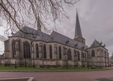 Pancratius kościół w Haaksbergen Zdjęcie Stock