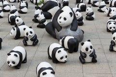 1600 pand Światowa wycieczka turysyczna w Hong Kong Zdjęcie Royalty Free