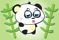 Panda Stockfoto