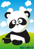 Panda illustrazione di stock
