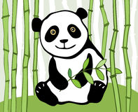 Panda. Royalty Free Stock Photography