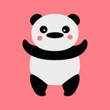 Panda Foto de Stock Royalty Free