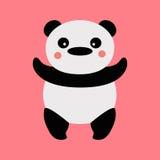 Panda Royaltyfri Foto