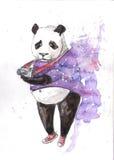 Panda Photo libre de droits