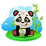 Panda διανυσματική απεικόνιση