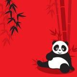 panda Στοκ εικόνα με δικαίωμα ελεύθερης χρήσης