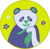 Panda bear Royalty Free Stock Photo