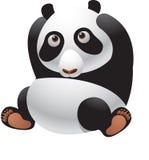 Panda Bear Child Toy Fotos de Stock