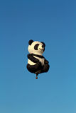 Panda Bear Hot Air Balloon royaltyfri bild