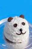 Panda cake Stock Photography