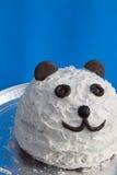 Panda cake Stock Images