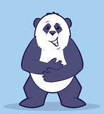 Panda Character Stock Photography