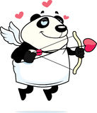 Panda Cupid Stock Photo