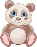 Panda de bébé Images stock