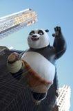 Panda de Kung Fu Imagem de Stock