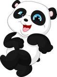 Panda divertente sveglio del bambino Immagini Stock Libere da Diritti