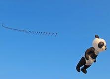 Panda do voo Foto de Stock Royalty Free