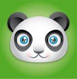 Panda drôle Photo libre de droits