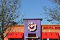 Panda Ekspresowa Zdjęcie Stock