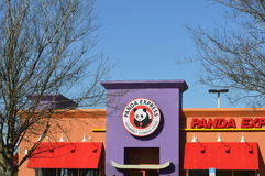 Panda Express Stock Photo