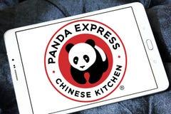 Panda Express-het embleem van de restaurantketting royalty-vrije stock fotografie