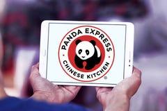 Panda Express-het embleem van de restaurantketting royalty-vrije stock foto's