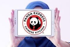Panda Express-het embleem van de restaurantketting stock fotografie