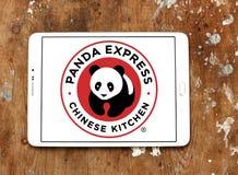 Panda Express-Restaurantkettelogo stockfotos