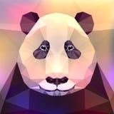 Panda face Royalty Free Stock Photos