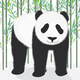 Panda Happy Royalty Free Stock Photography