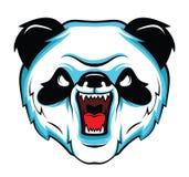 Panda Head Foto de archivo libre de regalías
