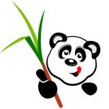 Panda  head Royalty Free Stock Photography